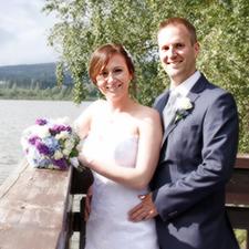 Nadine und Florian
