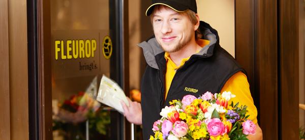 Blumenliefverservice